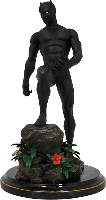 Marvel Premier Collection Black Panther 11-Inch Resin Statue
