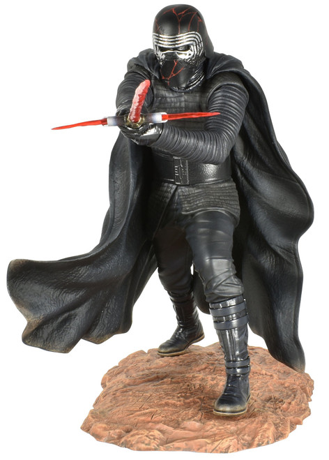 Star Wars: The Rise of Skywalker Kylo Red Premier Statue