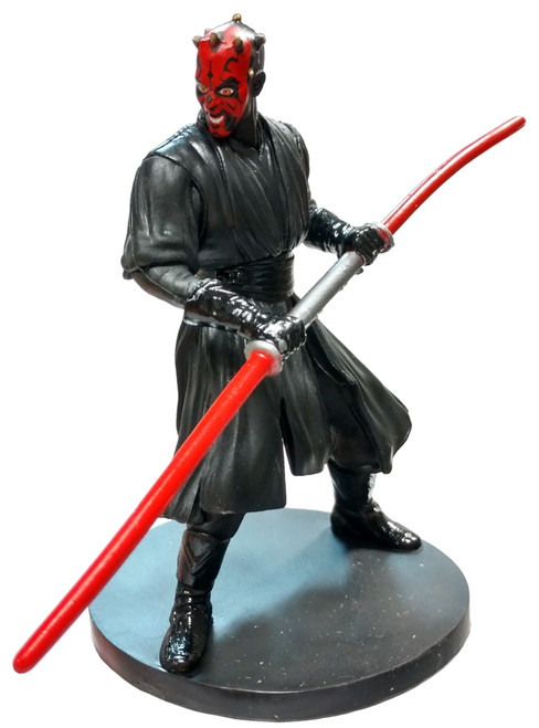 Disney Star Wars Darth Maul 3.5-Inch PVC Figure [Loose]