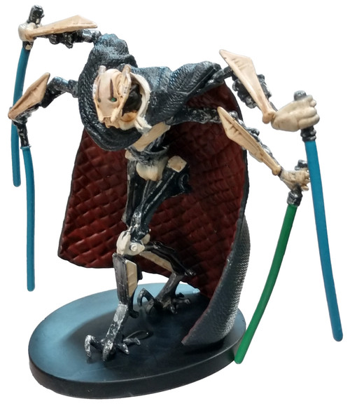 Disney Star Wars General Grievous 3.5-Inch PVC Figure [Loose]