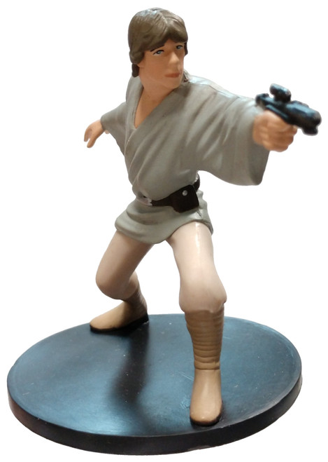 Disney Star Wars Luke Skywalker 3-Inch PVC Figure [Loose]
