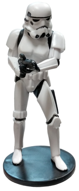 Disney Star Wars Stormtrooper 4-Inch PVC Figure [Loose]