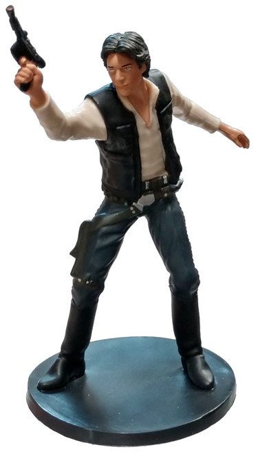 Disney Star Wars Han Solo 3.75-Inch PVC Figure [Loose]