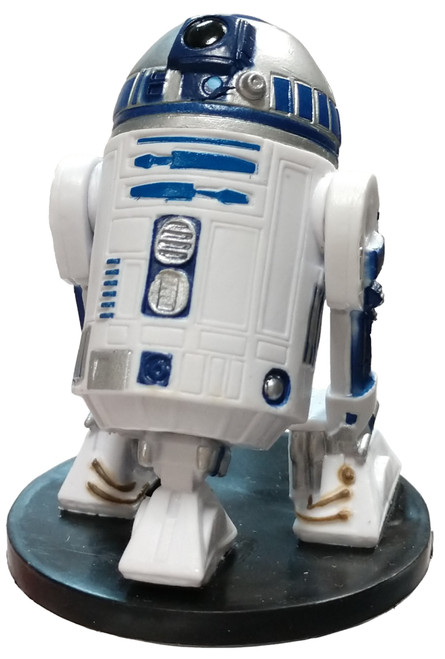 Disney Star Wars R2-D2 2.25-Inch PVC Figure [Loose]