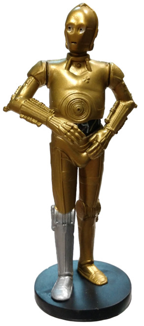 Disney Star Wars C-3PO 3.5-Inch PVC Figure [Loose]
