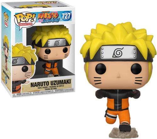 Funko POP! Animation Naruto Uzumaki Vinyl Figure #727 [Running]