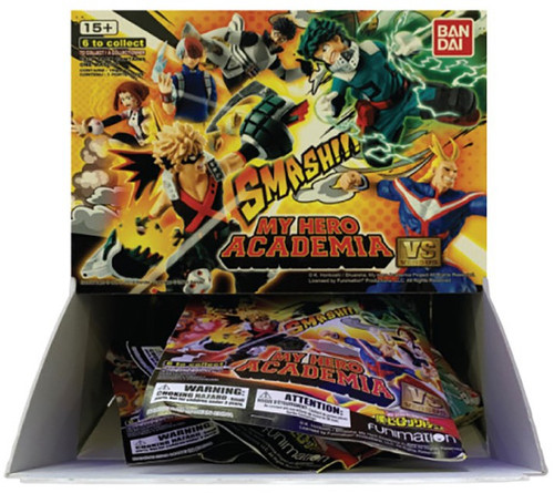My Hero Academia Smash!!! 3.5-Inch Mystery Box [24 Packs]