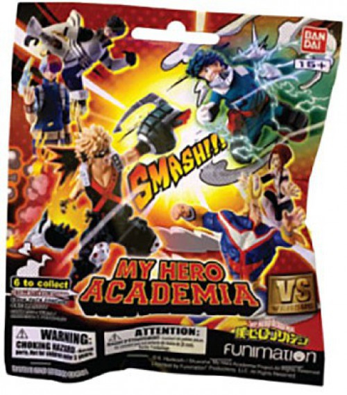 My Hero Academia Smash!!! 3.5-Inch Mystery Pack Vol.1