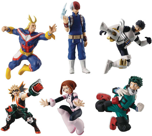 My Hero Academia Smash!!! 3.5-Inch Mystery Pack Vol.1