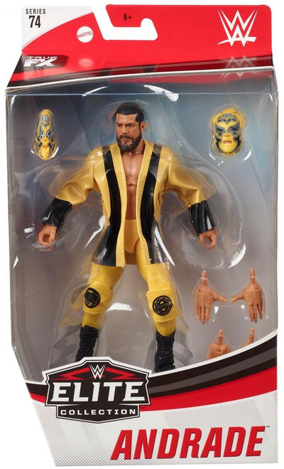WWE Wrestling Elite Collection Series 74 Andrade Action Figure