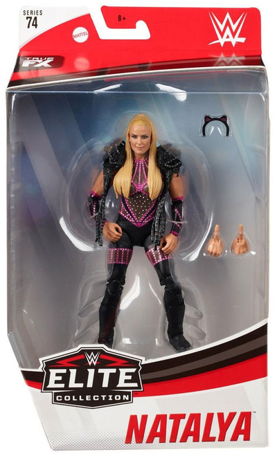 WWE Wrestling Elite Collection Series 74 Natalya Action Figure