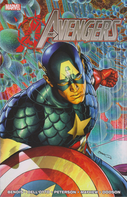 Marvel Comics Avengers Hard Cover Comic Book #5 [Sun Damage on Spine]
