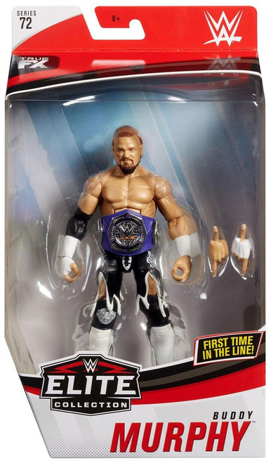 WWE Wrestling Elite Collection Series 72 Buddy Murphy Action Figure [Black Pants]