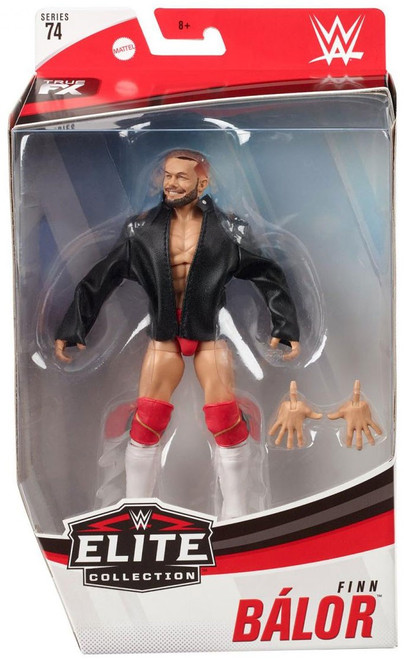 WWE Wrestling Elite Collection Series 74 Finn Balor Action Figure