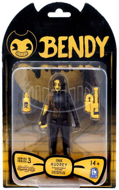 Bendy and the Ink Machine Dark Revival Series 3 Ink Audrey Action Figure