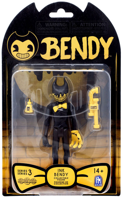 Bendy and the Ink Machine Dark Revival Series 3 Ink Bendy Action Figure