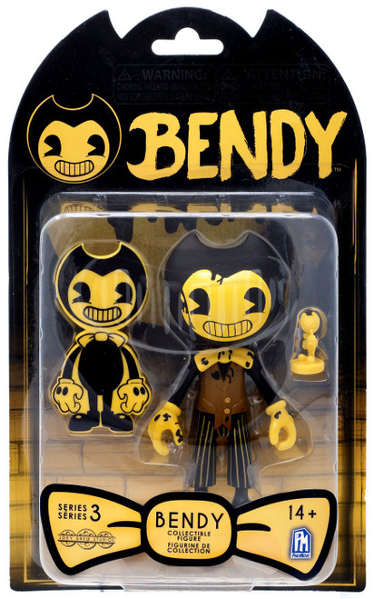 Bendy and the Ink Machine Dark Revival Series 3 Bendy Action Figure