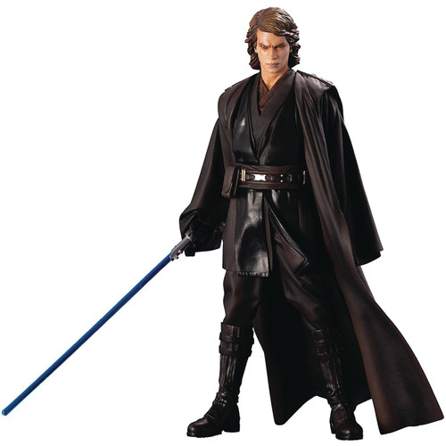 Star Wars Revenge of the Sith ArtFX+ Anakin Skywalker Multi-Pose Statue