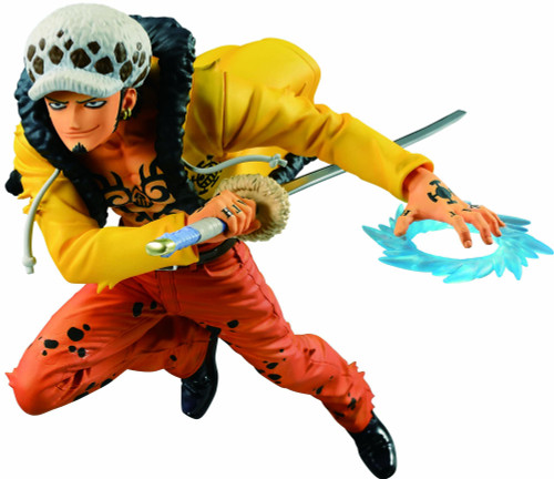 One Piece Ichiban Trafalgar Law 5.5-Inch Collectible PVC Figure [Great Banquet]