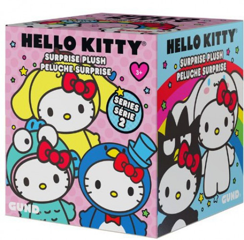 Series 2 Hello Kitty Mystery Pack