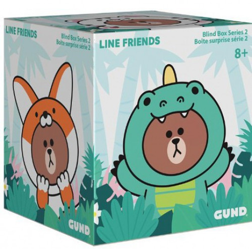 Series 2 Line Friends Plush Mystery Pack