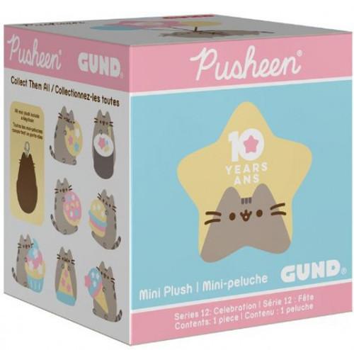 Pusheen Series 12 Celebration Mystery Pack [1 RANDOM Mini Plush]