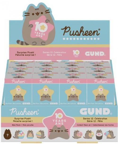 Pusheen Series 12 Celebration Mystery Box [24 Packs]