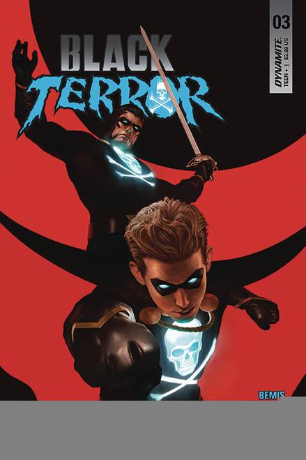 Dynamite Entertainment Black Terror #3 Comic Book