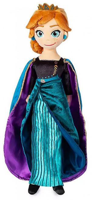 Disney Frozen 2 Queen Anna Exclusive 18-Inch Plush