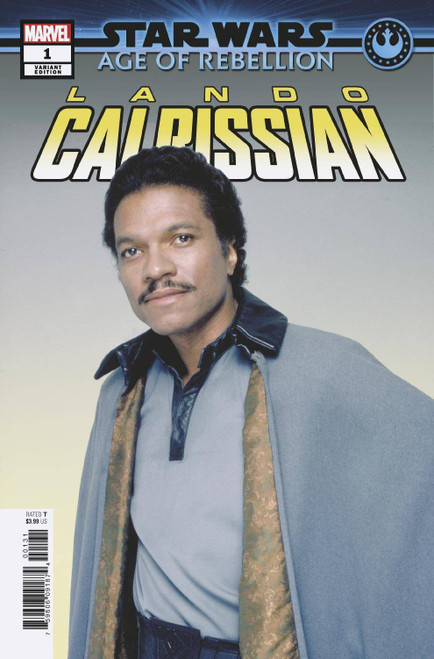 Marvel Comics Star Wars Age of Rebellion #1 Lando Calrissian Comic Book [Movie Variant Cover]