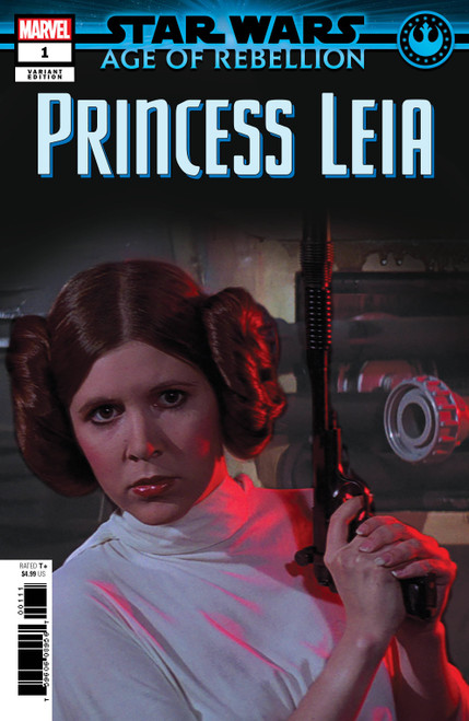 Marvel Comics Star Wars Age of Rebellion #1 Princess Leia Comic Book [Movie Variant Cover]