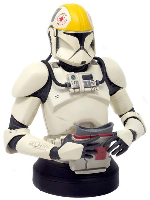 Star Wars Mini Busts Clone Trooper Pilot Mini Bust [Open Package] [Open Package, Mint Contents]