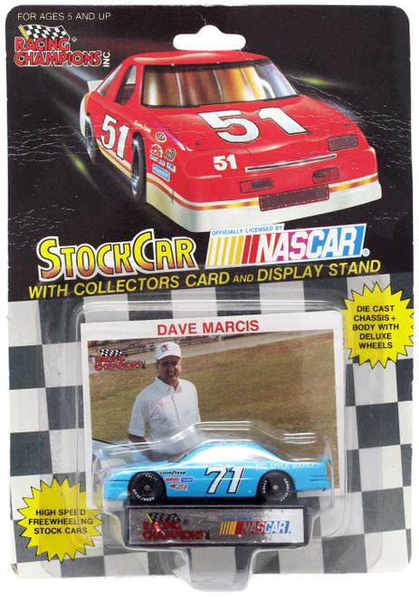 NASCAR Dave Marcis Diecast Car [Damaged Package]