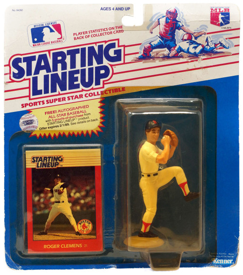 MLB Starting Lineup Roger Clemens Action Figure [Damaged Package]