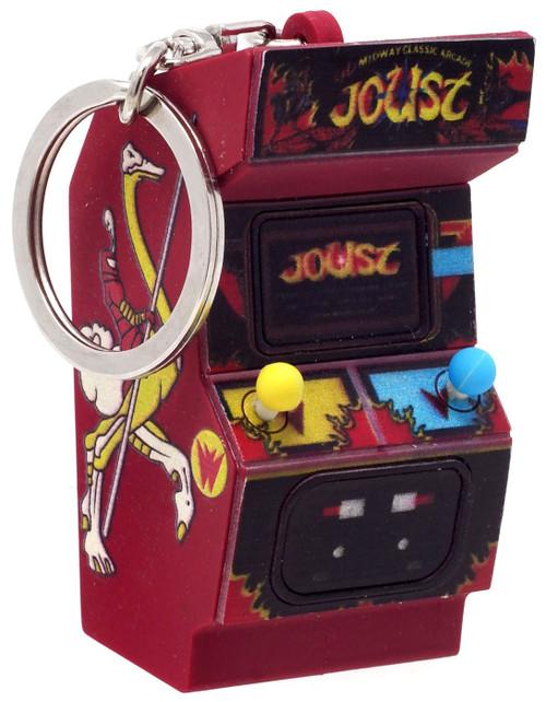 3D Figural Keyring Retro Arcade Games Joust 3D Figural Keyring [No Package]