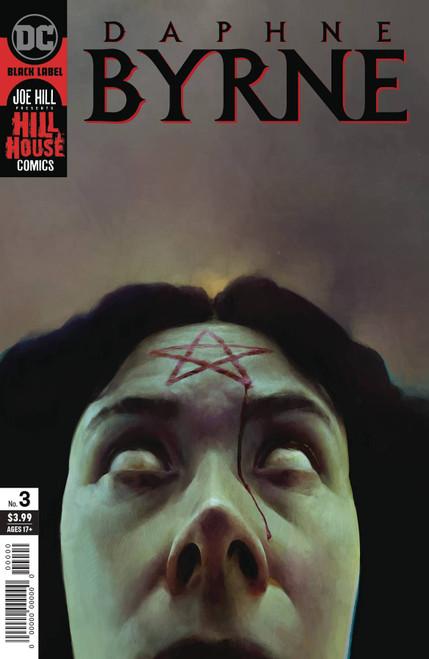 DC Black Label Daphne Byrne #3 of 6 Hill House Comics Comic Book