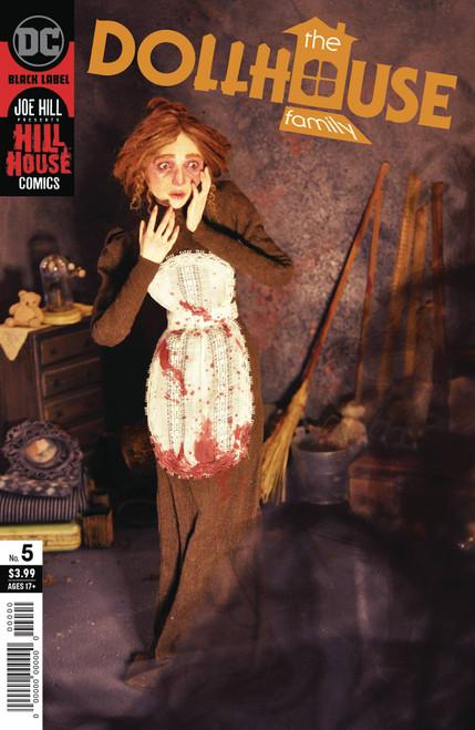 DC Black Label Dollhouse Family #5 of 6 Hill House Comics Comic Book