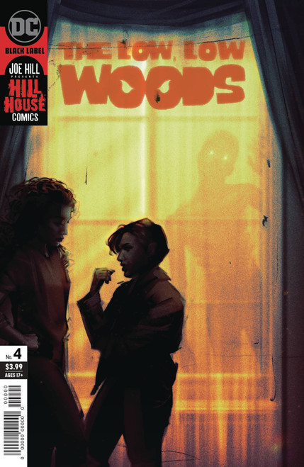 DC Black Label Low Low Woods #4 of 6 Hill House Comics Comic Book