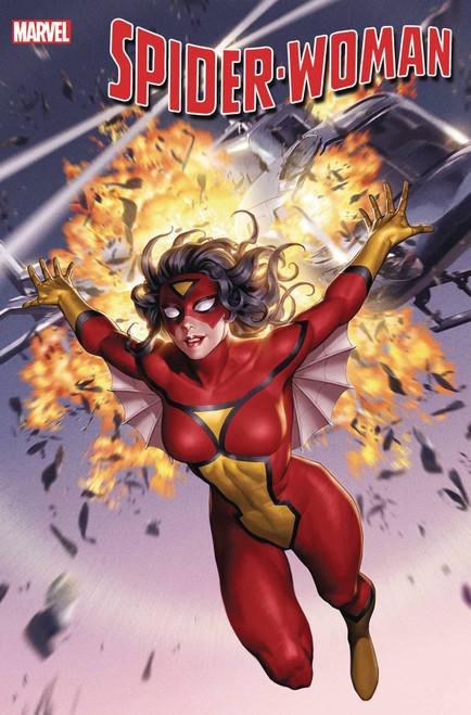 Marvel Comics Spider-Woman #1 Comic Book [Jung-Geun Yoon Classic Costume Cover]