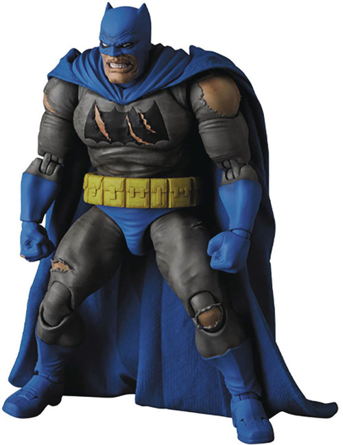DC MAFEX Batman (Triumphant) Action Figure [Dark Knight Returns] (Pre-Order ships February)