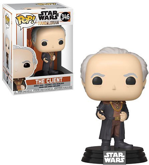 Funko The Mandalorian POP! Star Wars The Client Vinyl Figure #346