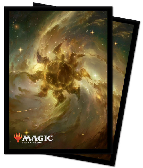 Ultra Pro MtG Celestial Lands Celestial Plains Standard Card Sleeves [100 Count]
