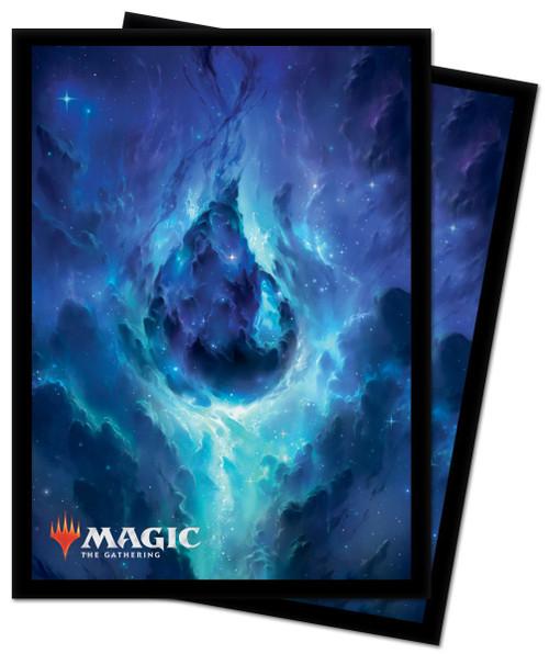 Ultra Pro MtG Celestial Lands Celestial Island Standard Card Sleeves [100 Count] (Pre-Order ships November)