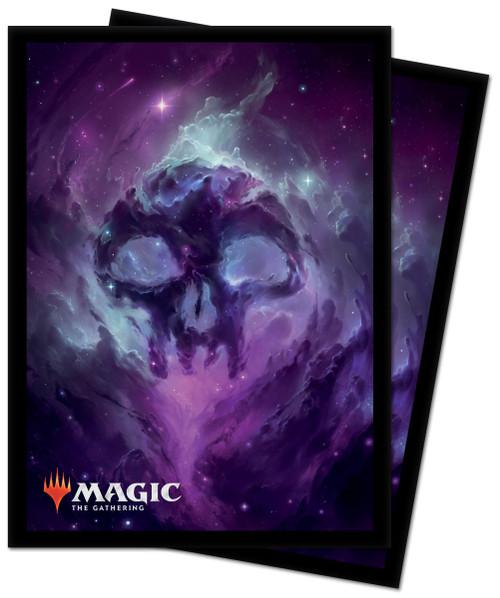 Ultra Pro MtG Celestial Lands Celestial Swamp Standard Card Sleeves [100 Count] (Pre-Order ships February)