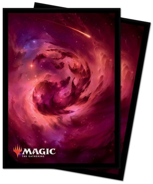 Ultra Pro MtG Celestial Lands Celestial Mountain Standard Card Sleeves [100 Count]