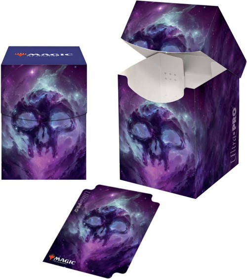 Ultra Pro MtG Trading Card Game Celestial Lands Celestial Swamp Deck Box