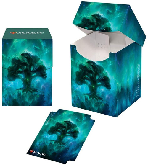Ultra Pro MtG Trading Card Game Celestial Lands Celestial Forest Deck Box