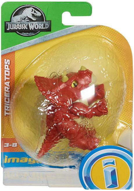 Fisher Price Jurassic World Imaginext Triceratops Mini Figure