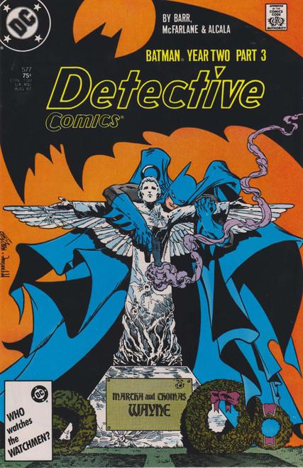DC Vol. 1 Detective Comics #577 Comic Book