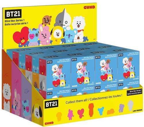 Line Friends BT21 Mystery Box [24 Packs]